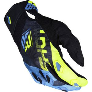 Gants cross DEVO ULTIMATE - BLUE NEON YELLOW 2019 Blue Neon Yellow