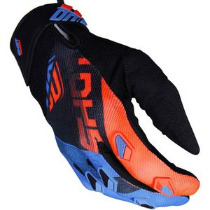 Gants cross DEVO ULTIMATE - BLUE NEON ORANGE 2019 Blue Neon Orange
