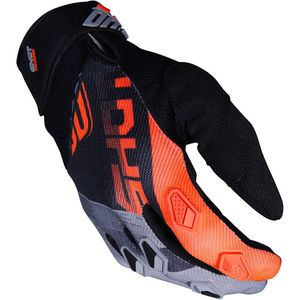 Gants cross Shot destockage DEVO ULTIMATE - BLACK NEON ORANGE 2019