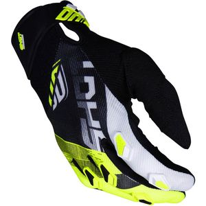 Gants cross DEVO ULTIMATE - BLACK NEON YELLOW 2019 Black Neon Yellow