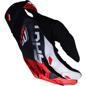 Gants cross DEVO KID ULTIMATE -BLACK RED  Noir/Rouge