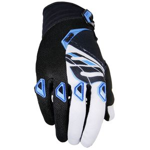 Gants Cross Shot Destockage Devo Fast Bleu Enfant 2017