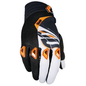 Gants Cross Shot Destockage Devo Fast Orange Enfant 2017
