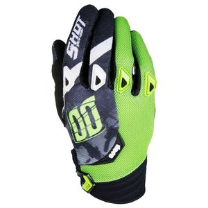 Gants Cross Shot Destockage Devo Squad Vert 2017