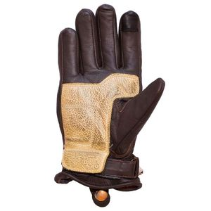 Gants RUBY LADY - BROWN  Marron Beige