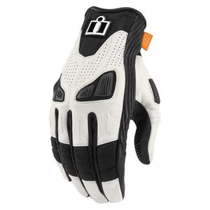 Gants AUTOMAG2  White Black