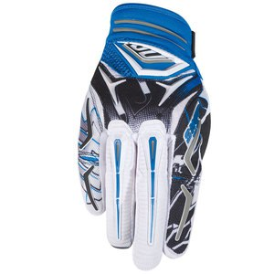 Gants Cross Shot Destockage Flex 80's Bleu 2015