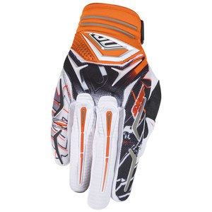 Gants Cross Shot Destockage Flex 80's Orange 2015