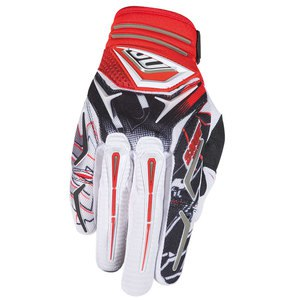 Gants Cross Shot Destockage Flex 80's Rouge 2015