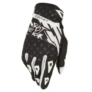 Gants cross CONTACT RAID GLOVES  2015 Noir