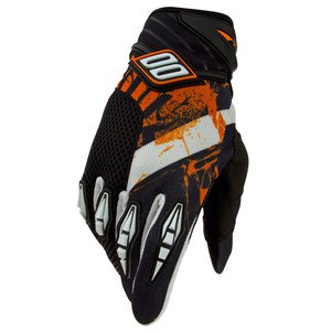 Gants cross DEVO SPARK ORANGE   Orange