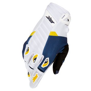 Gants cross FLEXOR SYSTEM GLOVE JAUNE BLEU   Jaune/bleu