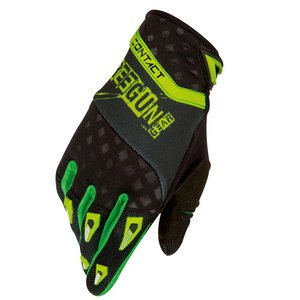 Gants Cross Shot Destockage Contact Freak Glove Vert 2016