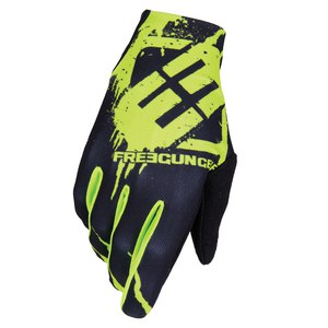 Gants cross WHIP FREAK GLOVES 2020 Noir/Vert