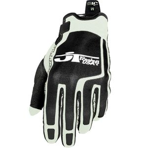 Gants Cross Jt Flex Feel Noir Blanc