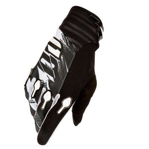 Gants cross DEVO CAPTURE GLOVE NOIR BLANC  2016 Noir/Blanc