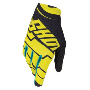 Gants cross SKIN 2019 Jaune