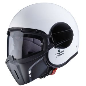 Casque GHOST  Blanc
