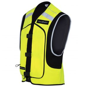 Gilet Airbag AIRV2 FLUO  Jaune Fluo