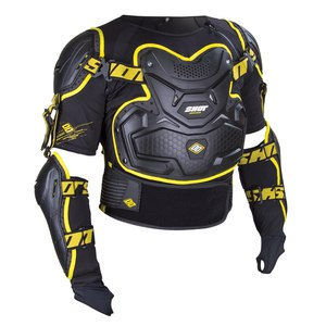 Gilet INTERCEPTOR - BLACK YELLOW 2019 Noir/Jaune