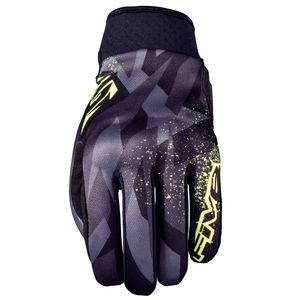 Gants Five Globe Replica Camo Fluo