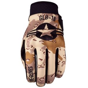 Gants Five Globe Replica Military Sand