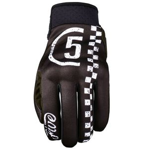 Gants GLOBE REPLICA - RACER  Black White