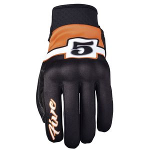 Gants GLOBE REPLICA SPORT 5  Black Orange