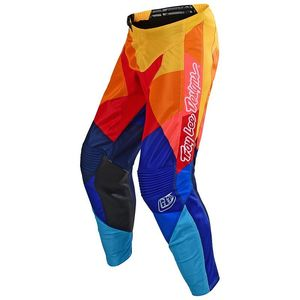 Pantalon cross GP AIR JET TEAM BLEU/ORANGE 2019 Bleu/Orange