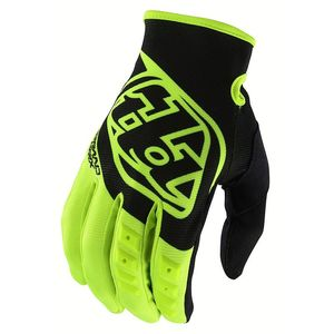 Gants cross GP - SOLID - YELLOW FLUO 2020 Jaune fluo
