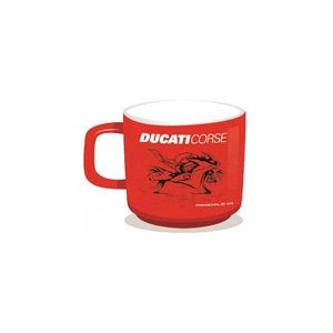 Mug RACING  Black Red