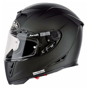 Casque Airoh Gp 500 - Color - Black Matt