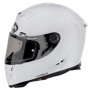 Casque Airoh Gp 500 - Color - White Gloss