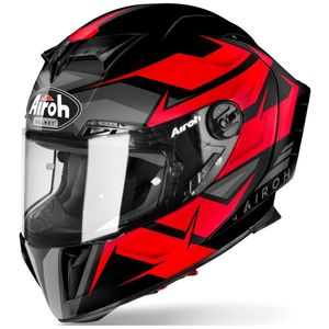 Casque GP550 S - WANDER - MATT  Red Matt