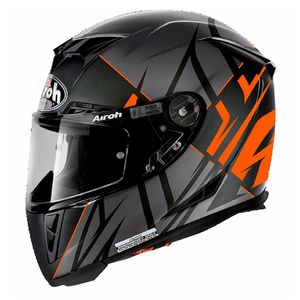 Casque GP 500 - SECTORS MATT  Orange