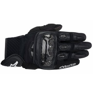 Gants GP-AIR - BLACK  Black