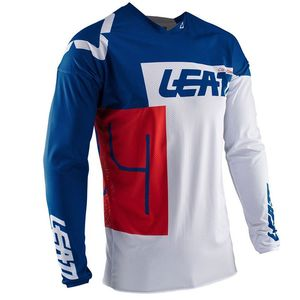 Maillot cross GPX 4.5 LITE -  ROYAL 2020 Blue Red