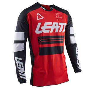 Maillot cross GPX 4.5 X-FLOW - RED 2020 Red