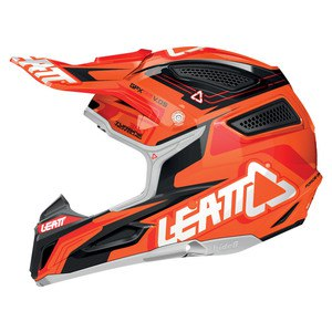 Casque cross GPX 5.5 COMPOSITE - ORANGE/NOIR  2016 Orange/Noir