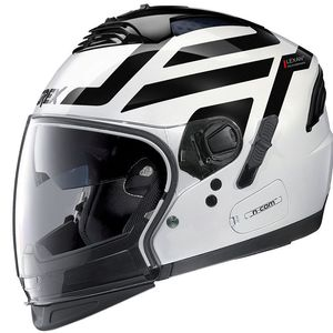 Casque G4.2 PRO - CROSSROAD N-COM - METAL  Metal White 36