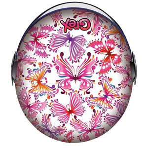 Casque G1.1 - ARTWORK - BUTTERFLY  Multi