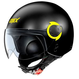Casque G3.1E - COUPLE - FLAT  Flat Black 10