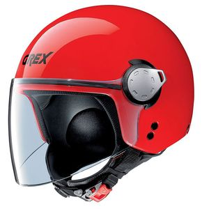 Casque G3.1E - KINETIC - CORSA  Corsa Red 05