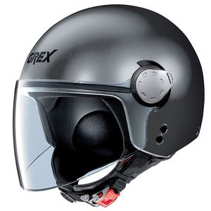 Casque G3.1E - KINETIC - FLAT  Flat Vulcan Grey 08