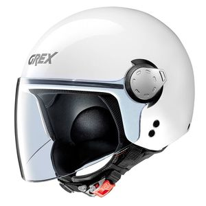 Casque G3.1E - KINETIC - METAL  Metal White 04