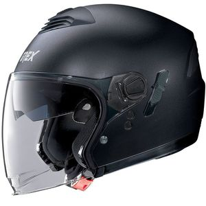 Casque G4.1E - KINETIC - GRAPHITE  Black Graphite 05