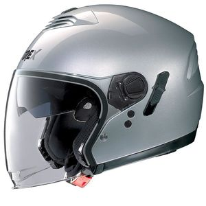 Casque G4.1E - KINETIC - METAL  Metal Silver 03