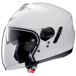 Casque G4.1E - KINETIC - METAL  Metal White 04