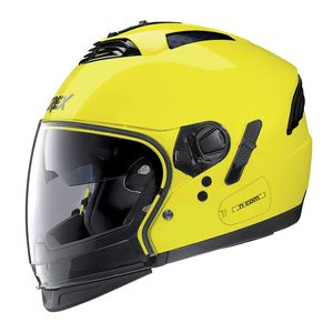 Casque G4.2 PRO - KINETIC N-COM - LED  Led Yellow 26