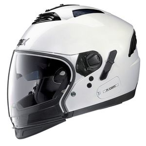 Casque G4.2 PRO - KINETIC N-COM - METAL  Metal White 24